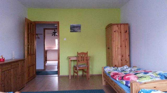 Apartament Na Starówce. Kuchnia, łazienka + 2 pokoje.