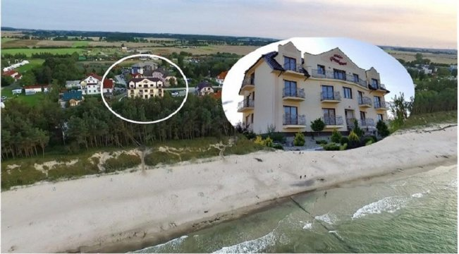 Willa Piaskowa 40m od plaży