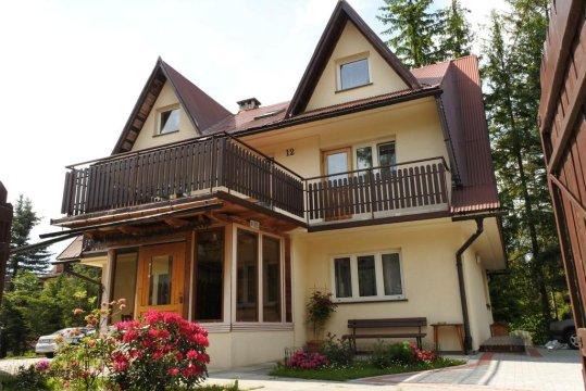 Aqua Montana - Aqua Montana - Apartamenty i Pokoje Zakopane Centrum Skocznia 300 m