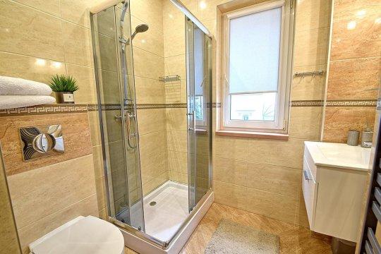 łazienka w apartamencie nrA 3
