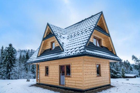 Góralski domek nad Białką na wyłączność dla 9 osób. Cisza, spokój, widok na góry