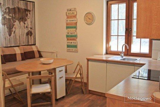 Apartamenty idealne na wypoczynek w Gospodarstwie Agroturystycznym Sasek