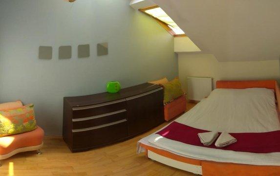 Sypialnia 2 - Apartament Arkada w ścisłym centrum