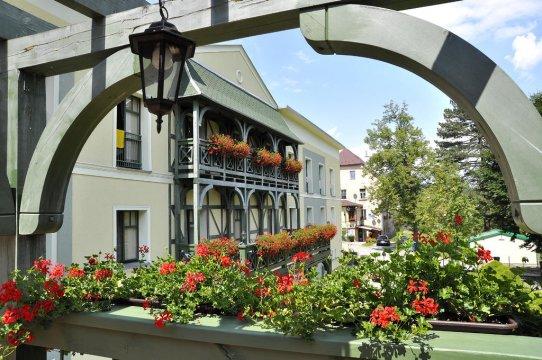 Willa Dąbrówka - Willa Dąbrówka - centrum Uzdrowiska, noclegi, baza zabiegowa oraz sala taneczna