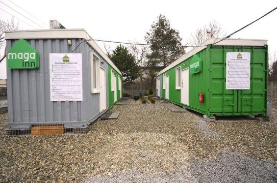 maga inn ekologiczne kontenery morskie