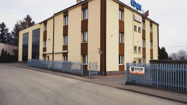 Hotel Eden noclegi i wyżywienie ul. Krakowska 150