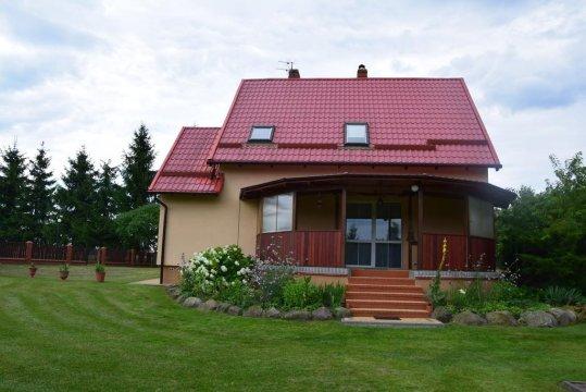 samodzielny, całoroczny dom dla gości