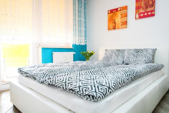 Miodowy Dom - luksusowy apartament w Kołobrzegu