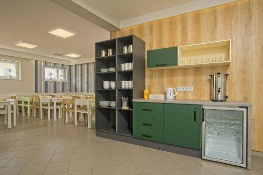 Ośrodek Wojków | Pokoje 2-9 osobowe z łazienkami