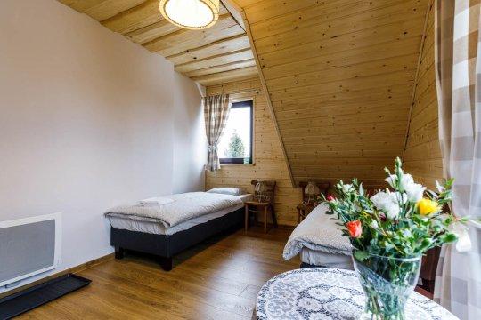 Pokój 2 os. - Villa Bezycer. Pokoje i Apartamenty w otoczeniu przyrody