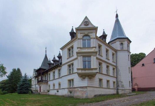Pałac Ławica- w samym sercu Kotliny Kłodzkiej