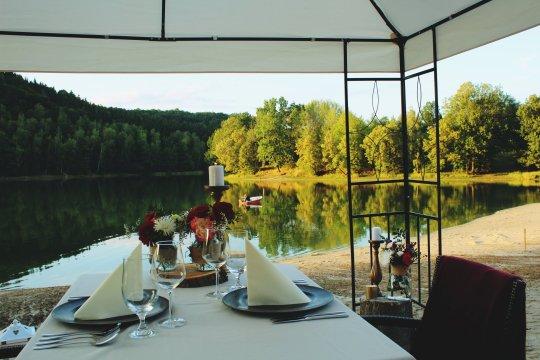Złoty Potok Resort nad Jeziorem Złotnickim