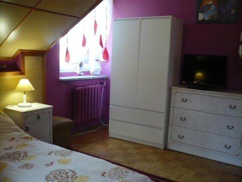 pokój 3 osobowy - Pokoje Gościnne U Andrzeja | plac zabaw | ogród | grill