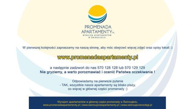 Avangard PromenadaApartamenty.pl - PromenadaApartamenty.pl - z widokiem na promenadę i morze