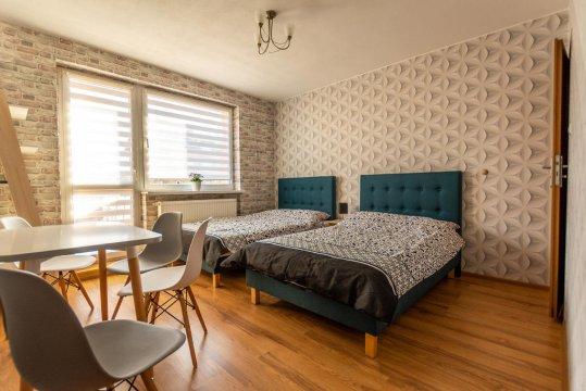 Pokój nr.4 - 4 osobowy z łazienką,balkonem.