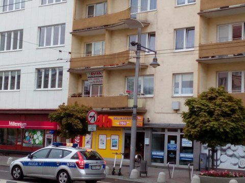Atrakcyjna kawalerka w centrum Gdyni u Joanny