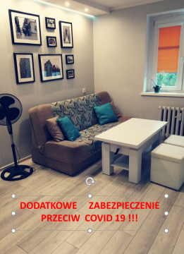 Apartament Copernicus - zameldowanie 24 h
