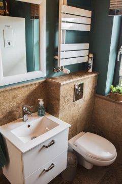 domek 2 -łazienka dolna