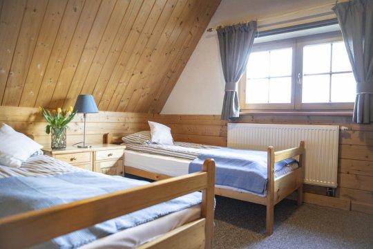 Apartament z 1 sypialnią , sypialnia zamykana - Leluja Zakopane  Centrum Szymoszkowa