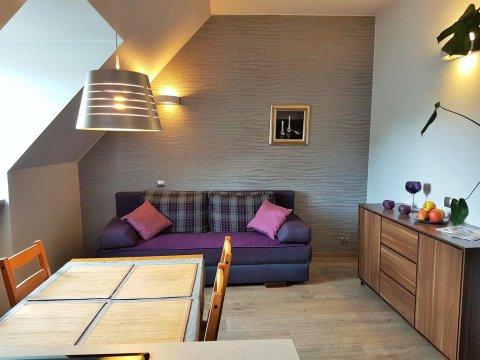 Apartament Anny - kameralne 3 pokoje blisko sopockiej plaży, idealny dla rodzin!