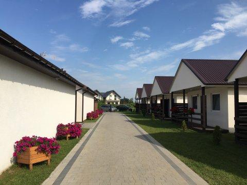 Apartamenty nad morzem, Rowy, domki letniskowe i holenderskie, lubimy zwierzęta
