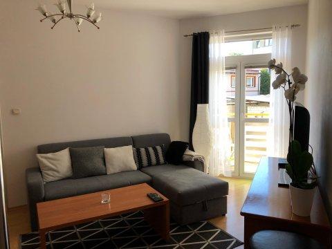 Komfortowy rodzinny apartament