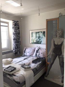 Sypialnia Ap. Marilyn Monroe