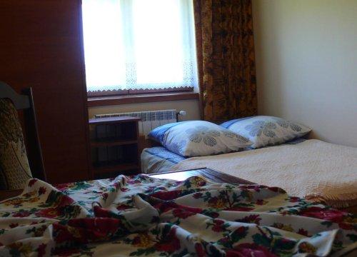 Ośrodek wypoczynkowy Harnaś. Pokoje 2,3,4 i 6 - osobowe.