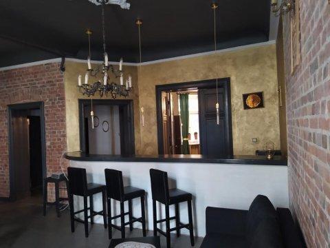 Pokój dzienny/Sypialnia 1 - Apartament dwupoziomowy Sopot Centrum dla 2-10 osób