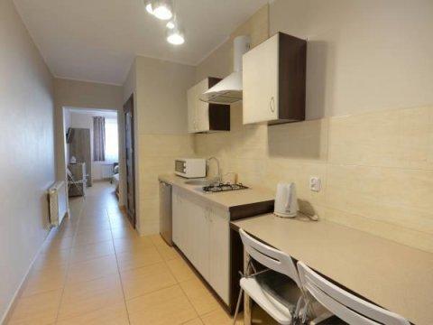 Kuchnia - apartament 11