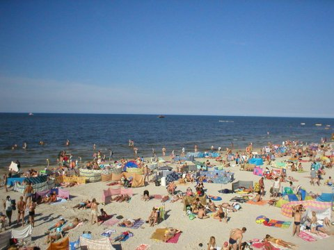 Color Family Łeba - tylko 5 minut od plaży