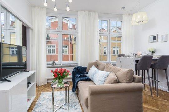 Blue Mandarin Apartments Chlebnicka