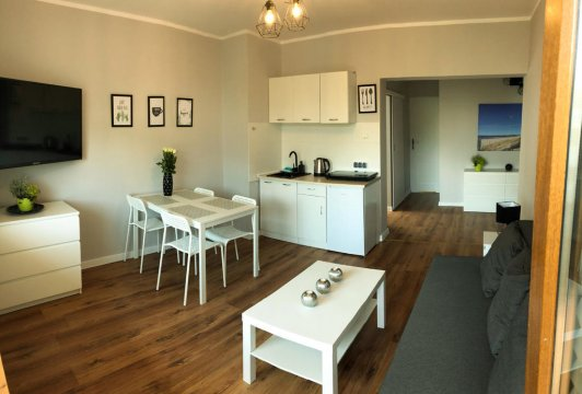 Apartament 8 osobowy - Villa Summer Home - KOMFORTOWE APARTAMENTY W CENTRUM