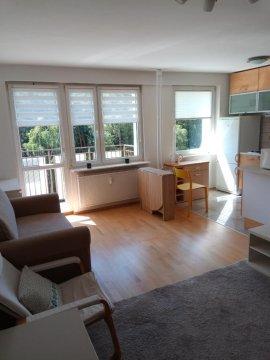Apartament w spokojnej dzielnicy Sopotu z widokiem na las