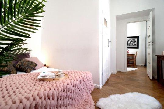Peowiaków 8 Kings | apartament z jedną wypialnią | 6 min. pieszo do Deptaka