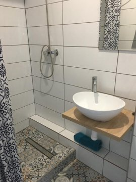 Pokój 3 os. (łazienka) przy plaży
