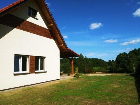 Rodzinne Mazury - dom nad jeziorem idealny dla rodzin