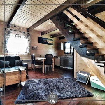 Osada Widok na Góry   Drewniane domki całoroczne