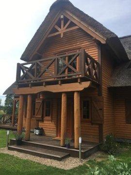 Dom wakacyjny Cottage Brzozowy Gaj. Idealny dla kochających przyrodę.