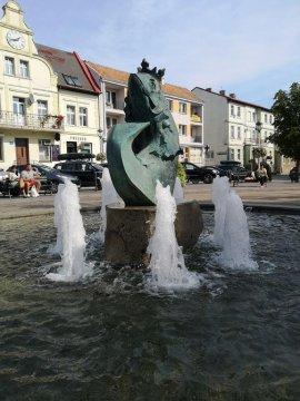 Mikołajki - pl. Wolności