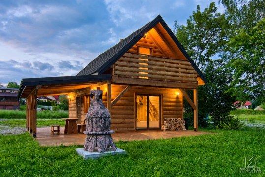 Domek Przy Stoku | do 6 osób | Doskonała lokalizacja