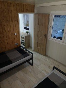 Kontener mieszkalny /Kwatery pracownicze