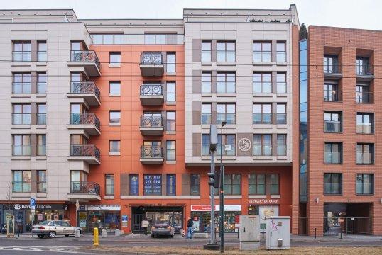Apartament w centrum Galeria Dworzec