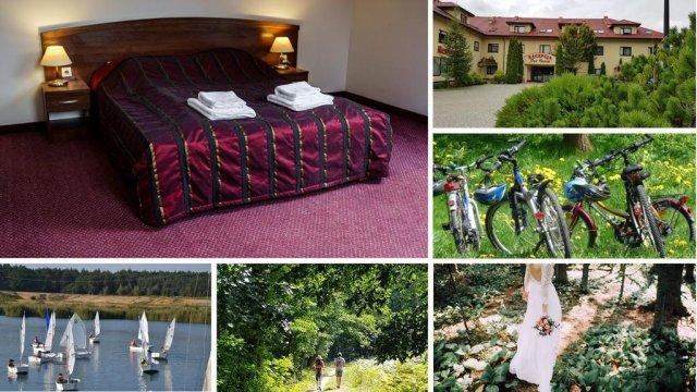 Pod Borem. Hotel, Noclegi, Turystyka, Wydarzenia, Konferencje