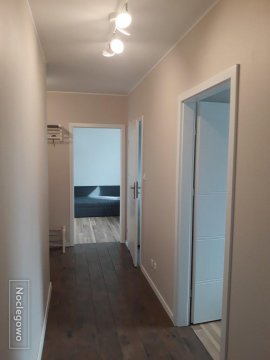 korytarz - Apartament 3 pokoje, blisko centrum, parking