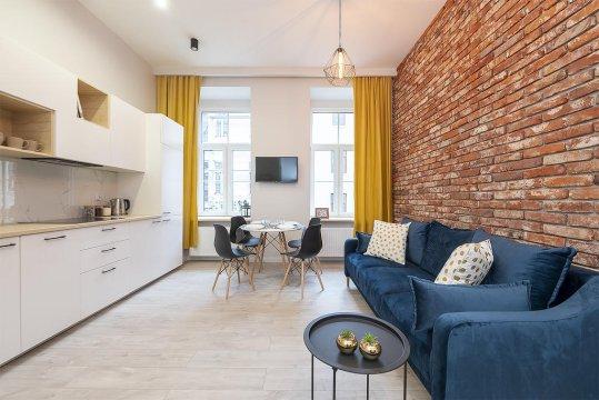 Piotrkowska 37 Apartments. Komfortowe apartamenty w centrum przy Piotrkowskiej