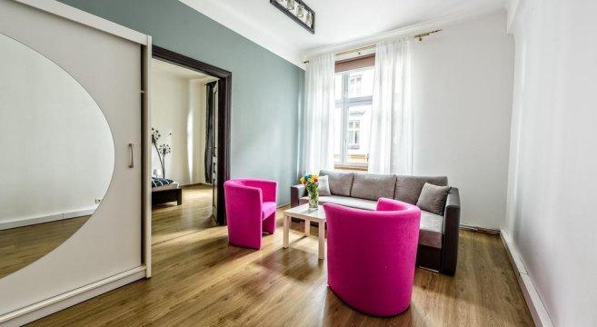 Stylowy apartament na doby Kazimierz
