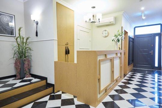 Apartamenty Klasztorna 25