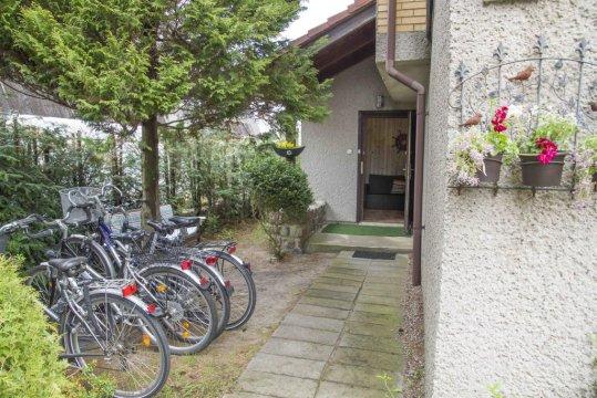 Wejście główne - Dom Gościnny Koja