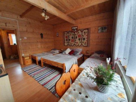 Pokój 4-osobowy - Pokoje i Apartamenty Zakopane Harenda ul. Bachledy 41